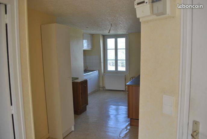 Appartement T3 non meublé