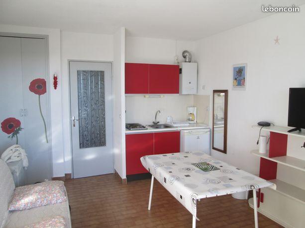 Location studio-cabine. Sep à juin 2021