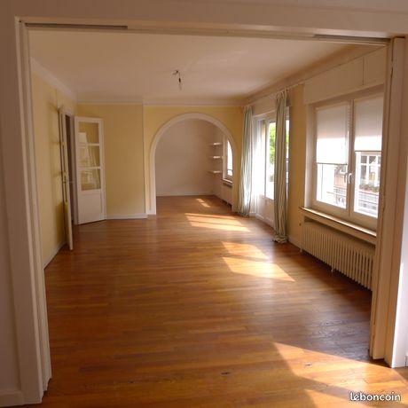 Appartement f4 de 94 m2 avec jardin centre ville
