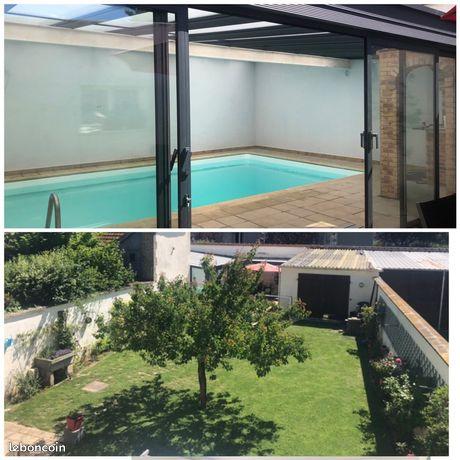 Duplex avec piscine à CORMONTREUIL