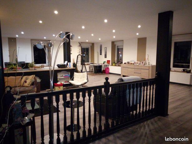 Vente appartement 197m2 avec terrain