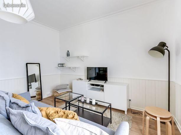 Appartement Meublé 2è Etage