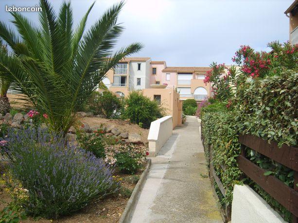 Appartement T2 Cap d'Agde plusieurs mois