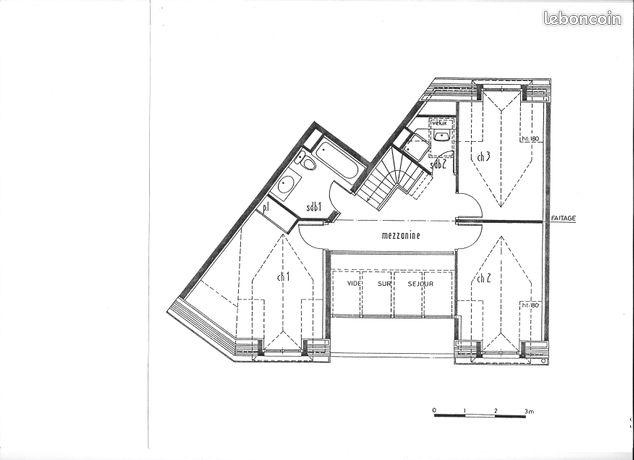Bougival Appartement Duplex