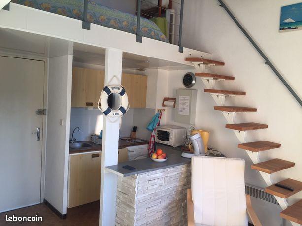 Bel appartement Saint Pierre La Mer