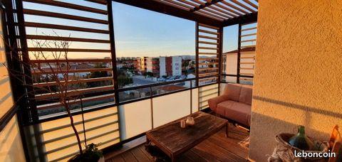 Appartement Unique 3 pièces 63 m²