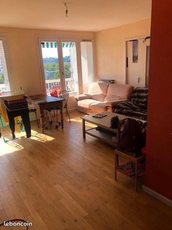 Chambres dispos dans T4 meublé de 90m2 à Condorcet (Villeurbanne)