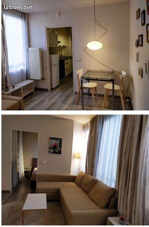 Appartement 2 pièces meublé à louer à Puteaux