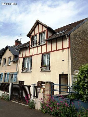 Maison Caen Quartier Leroy - Demi-lune