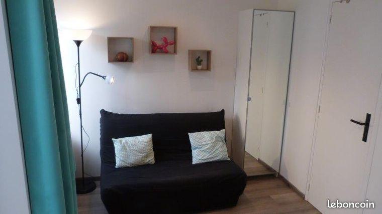 Studio meublé neuf Montélimar Cruas 150 /semaine
