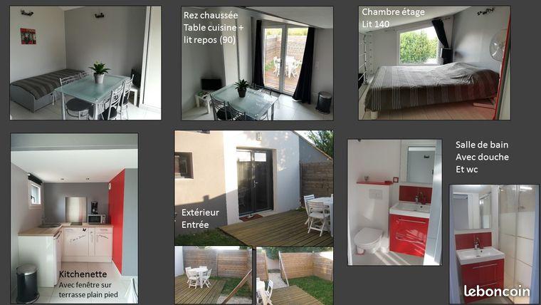 STUDIO MAISONNETTE avec terrasse