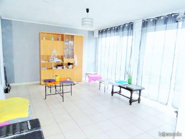 Appartement 61m² à St-Dizier, Idéal investisseur