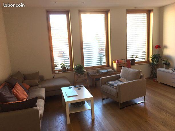 T2 meublé (50 M2) Préfecture, calme et luminosité