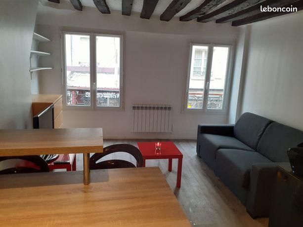 Location studio Meublé 20m2 Charenton-le-Pont