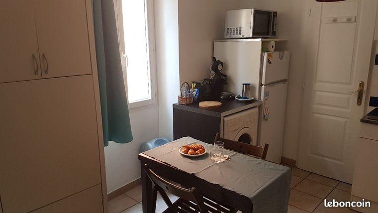 Studio meublé La Valette Centre Ville 18m2