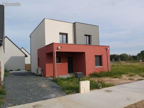 Maison Neuve T6 normes RT2012