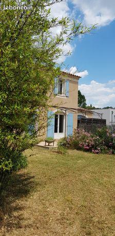 Villa p4 avec jardin ales st privat des vieux