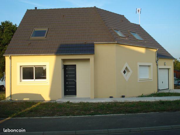 Pavillon T5 à louer à Sablé / Sarthe