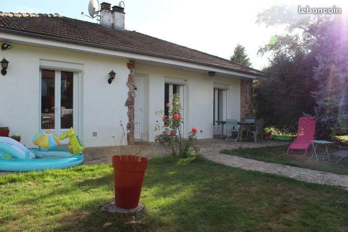 Maison à vendre - Boisseuil (9)