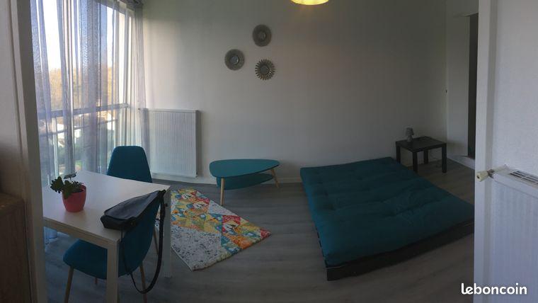Appartement A Louer A Rennes 35000 Studio 26 M
