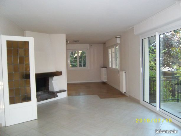 Loue une maison individuelle de 6 pièces-A CAEN (14000), 31 Avenue Charlemagne