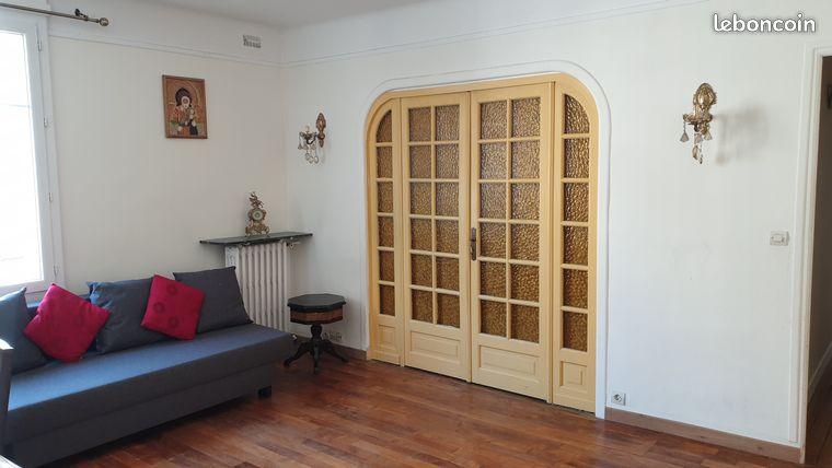 Location Meublé - Appartement 3 pièces 65 m²