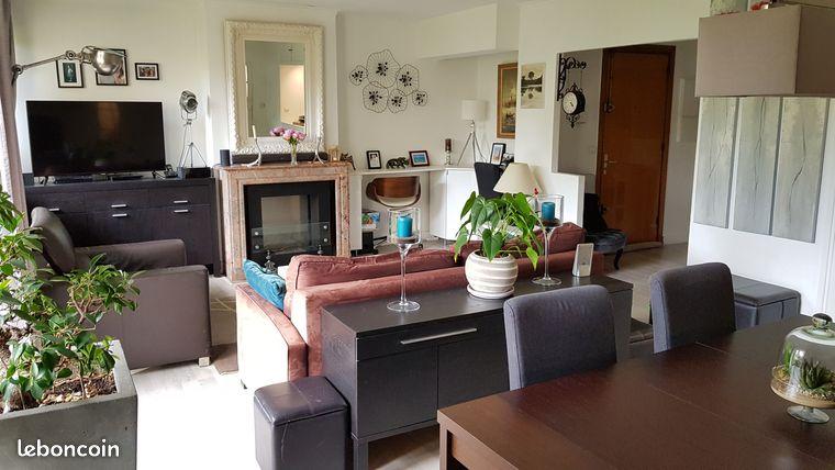 BOUGIVAL - Grand Appartement F3 de 100m2