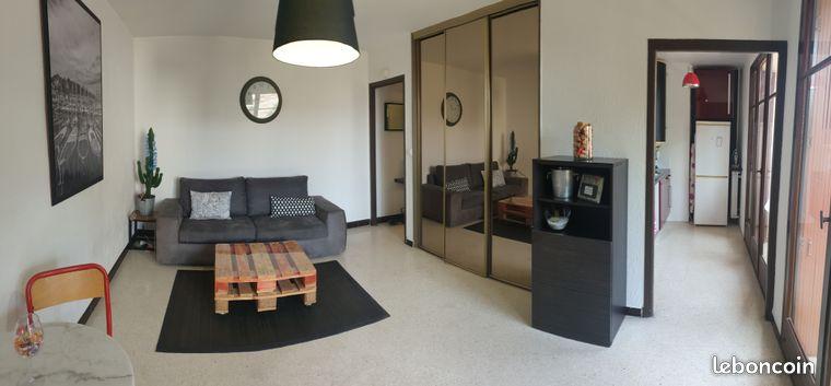 Appartement louer cagnes sur mer 06800 studio 30 m - Location chambre paris courte duree ...