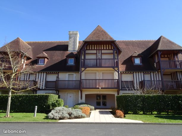Appartement F3 Tourgeville (Calvados)