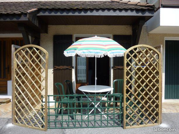 Appartement meuble disponible dès le 1er juin