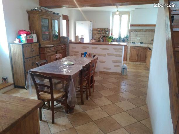 Maison 75m2 Sernhac