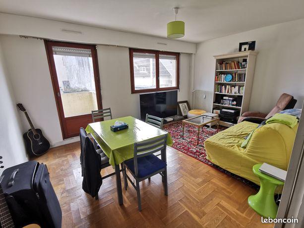 Appartement F2, Centre ville de DREUX