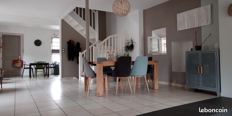 Belle maison Brié-et-Angonnes