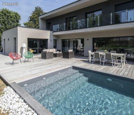 Villa contemporaine 180 m² Vernaison hauteurs