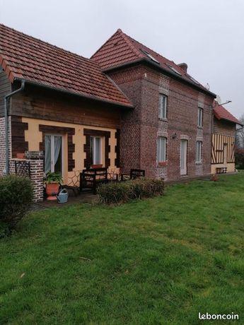 Maison A Vendre Tourville Sur Pont Audemer 27500