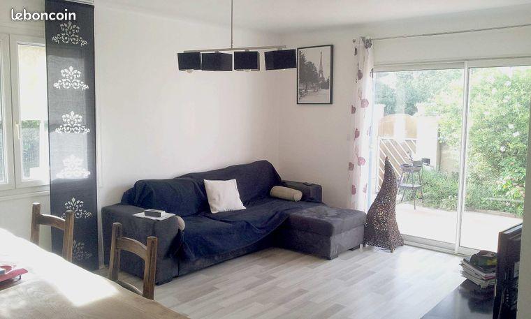 Appartement 3 pièces 66 m2 avec jardin