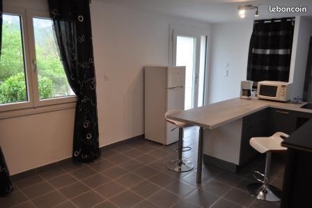 Location appartement T2 meublé de 37m2 (dans villa)