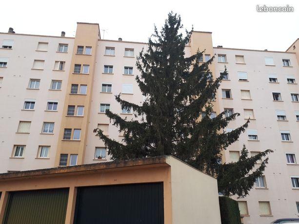 Appartement 62m² + Garage + Cave, Ascenseur, Propriétaire, Roanne