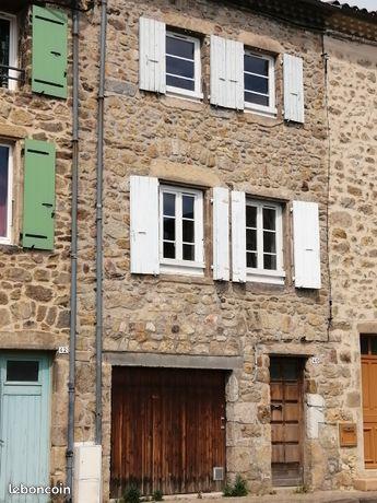Maison A Vendre Boulieu Les Annonay 07100