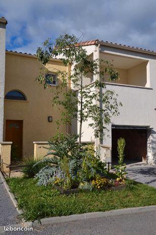 Villa dans résidence sécurisée