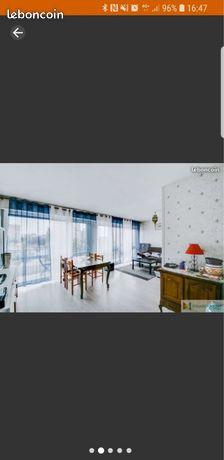 Appartement F4 à Saint Dizier avec garage