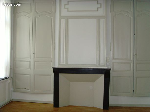 Appartement RDC Montreuil S/mer 62170