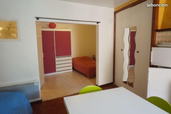 Appartement F1 meublé à Ollioules (31 m2)