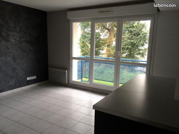 Appartement 2 pièces 47m²