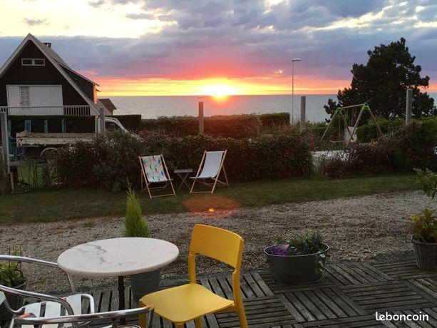 Magnifique studio vue sur mer à quelques pas de la plage…Bien rare