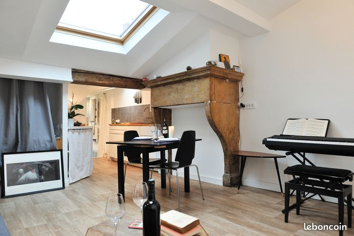 Studio meublé 50m2