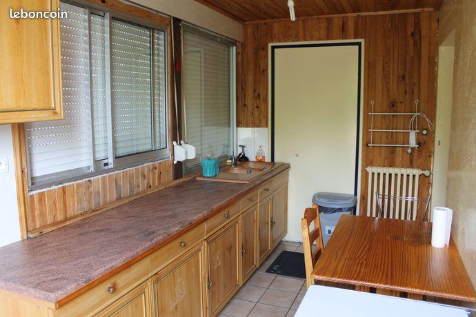 Particulier propose la location d'un meublé