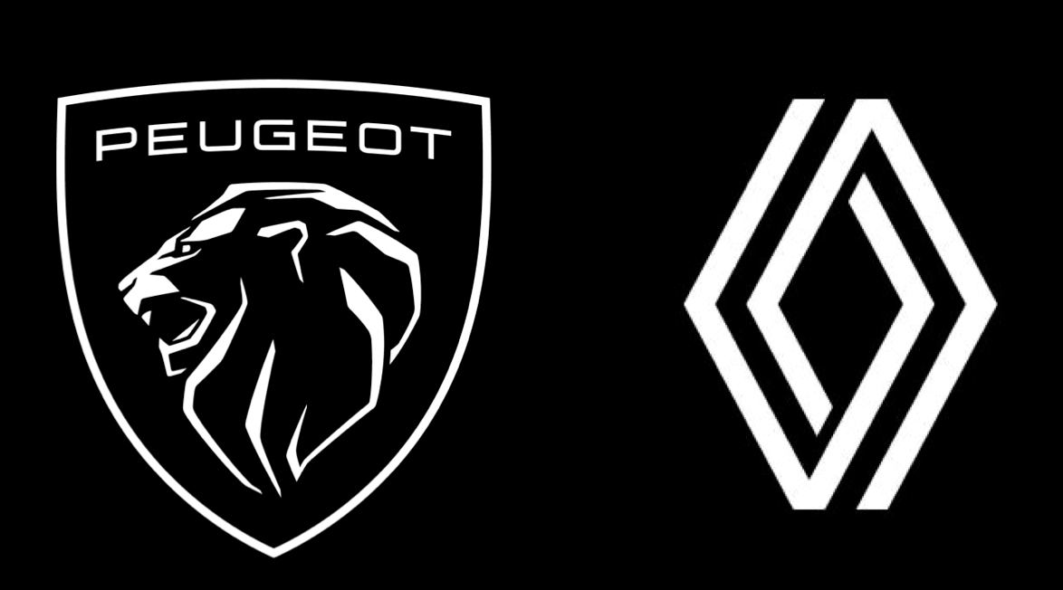DESIGN PLUS: WHY PEUGEOT AND RENAULT CHANGED THEIR LOGOS#2