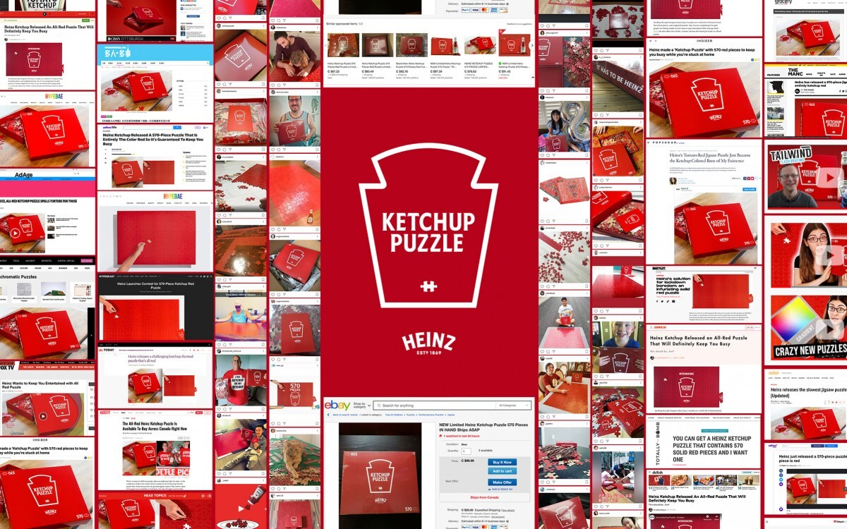DESIGN PLUS: PUTTING THE HEINZ PUZZLE TOGETHER#4
