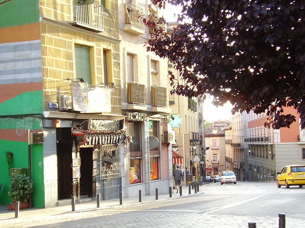 CREATIVE CITIES: MADRID#5